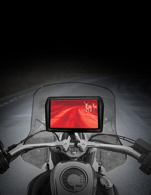 Motorcycle Night Vision