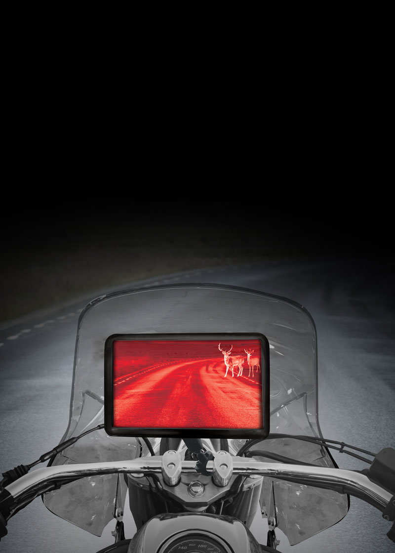 Motorcycle Night Vision